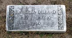 Kathleen Dillard
