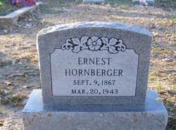 Ernest Hornberger