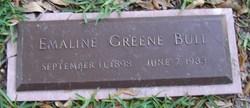 Emaline <i>Greene</i> Bull