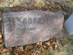 Martha Janet <i>Hobson</i> Anderson