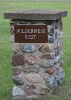 Wilderness Rest Cemetery