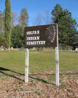 Colfax Indian Cemetery