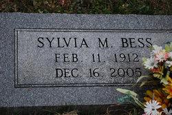 Sylvia Maree (Marie) <i>Huggins</i> Bess
