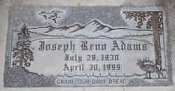 Joseph Reno Adams