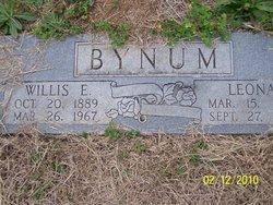 Leona <i>Cox</i> Bynum