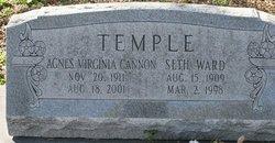 Agnes Virginia <i>Cannon</i> Temple