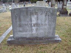 Elizabeth Davis <i>Mordecai</i> MacKay