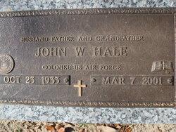 John W Hale