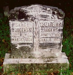 Elizabeth <i>Hopkins</i> Rogers