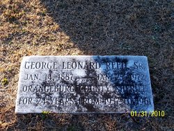 George Leonard Reed