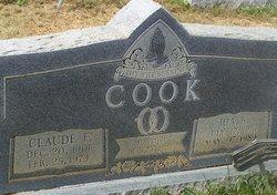 Ida Lee <i>Kinsey</i> Cook