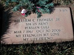 William Charles Humble, Jr