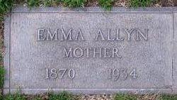 Emma <i>Martin</i> Allyn