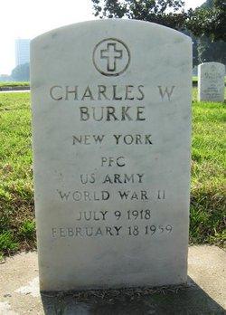 Charles William burke