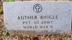Pvt Arthur Bingle