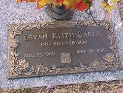 Bryan Keith Baker