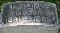Gabriel Thomas Green