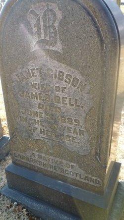 Janet <i>Gibson</i> Bell
