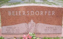 Emma S <i>Hoffmann</i> Beiersdorfer