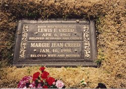 Lewis Franklin Creed, Sr