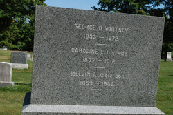 Caroline Emma <i>Willard</i> Whitney