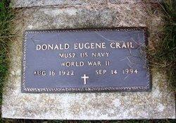 Donald Eugene Crail