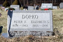 Elizabeth Peg <i>Sheldon</i> Dopko