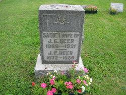 Sarah Isabel Sadie <i>Brubaker</i> Beer