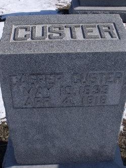 Casper <i>(Kuster)</i> Custer, Sr