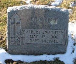 Albert G Wachter