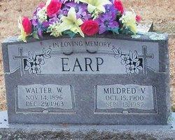 Walter W. Earp