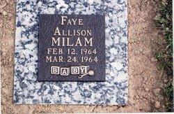 Faye Allison Milam