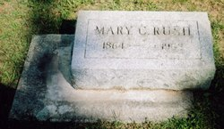 Mary C Rush