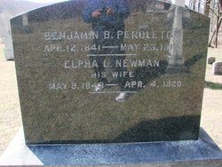 Elpha Lawrence <i>Newman</i> Pendleton