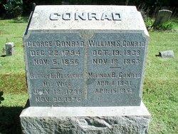 Elizabeth Betsey <i>Resseguie</i> Conrad