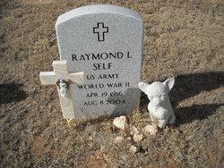 Raymond L. Ray Self