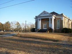 Yatesville Methodist Church Cemetery
