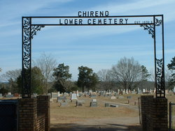 Lower Chireno Cemetery