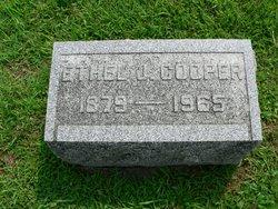 Ethel J Cooper