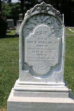 Mary Elizabeth <i>Davidson</i> Wardlaw