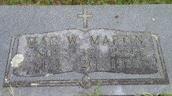 Mac Warren Martin