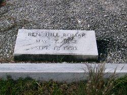 Ben Hill Bomar