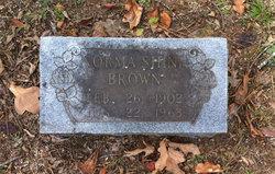 Norma <i>Shinn</i> Brown