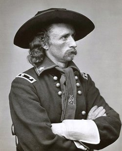 Gen George Armstrong Custer