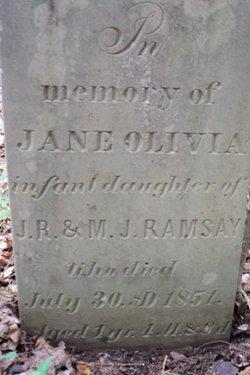 Jane Olivia Ramsay