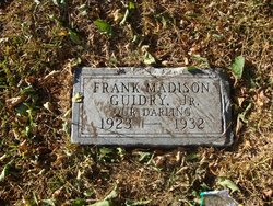 Frank Madison Guidry, Jr
