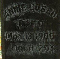 Annie Coser