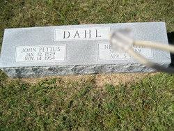 Nellie May <i>Moye</i> Dahl