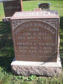 Amanda Ann <i>Collins</i> Bingaman