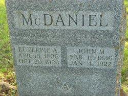 John Marion McDaniel